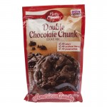 Betty Crocker Double Chocolate Chunk Cookie Mix 496g